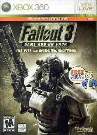 Descargar Fallout 3 – OP Oncherage + The Pitt [Spanish] por Torrent
